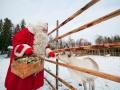 Le Père Noël vit en Laponie