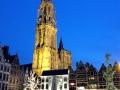 La cathédrale Notre-Dame, au coeur d'Anvers