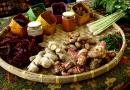 Citronnelle, gingembre, galanga... très présents dans la cuisine malaisienne