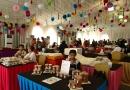 Le hall sucré du Big Kitchen Festival
