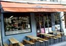 La façade du restaurant Hope Café