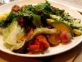 Assiette végétarienne façon Noglu