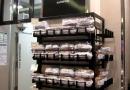 Un rayon dédié aux pains sans gluten