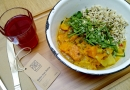 Curry du jour de chez Wild & the Moon © Cookismo.fr