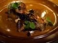 Poêlée de champignons à l'oxalis