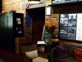 L'avant-salle du restaurant Nokka
