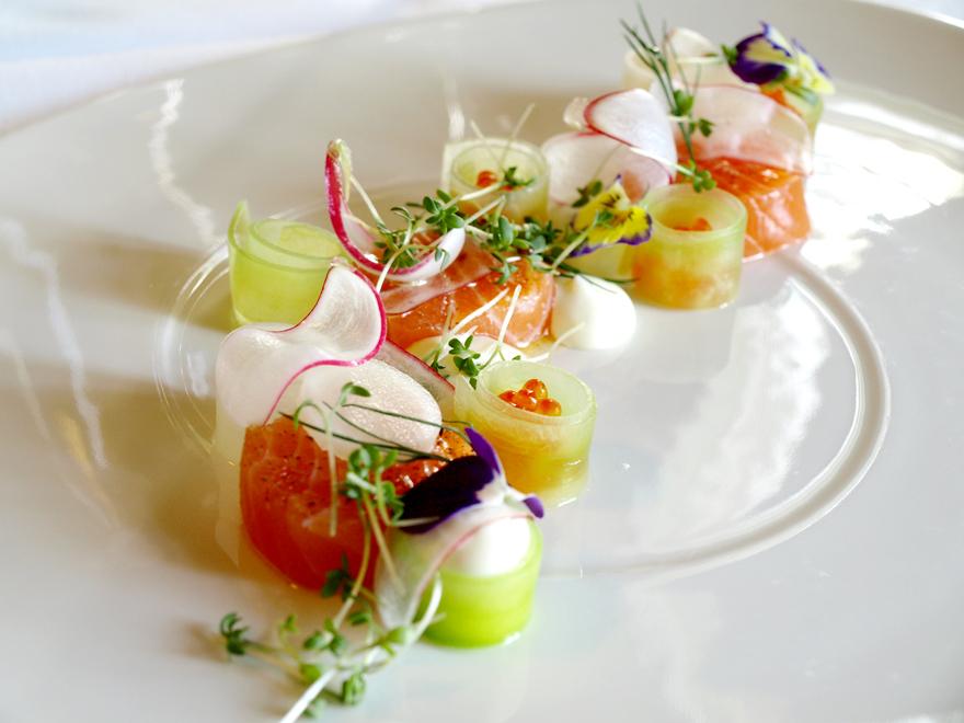 Adresse gourmande cookismo recettes saines faciles et for Entree gastronomique
