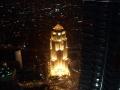 KL by night, au 57e étage de la tour Marini
