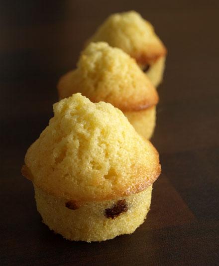 Muffins fourrés au nutella
