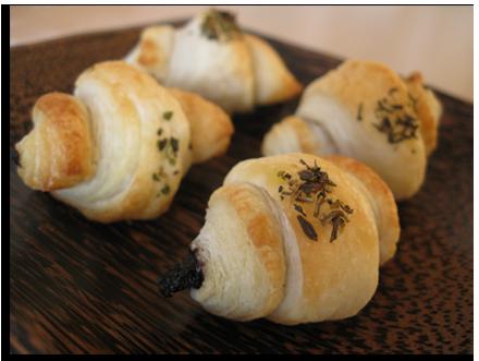 mini croissants ap ritifs cookismo recettes saines faciles et inventives. Black Bedroom Furniture Sets. Home Design Ideas