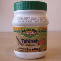 Tahin (454g) - 3,95€
