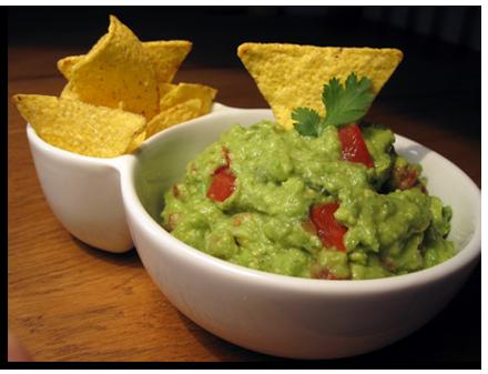 guacamole recette traditionnelle