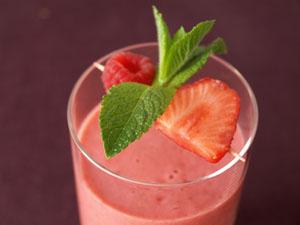 smoothie fraises framboises cookismo recettes saines faciles et inventives. Black Bedroom Furniture Sets. Home Design Ideas