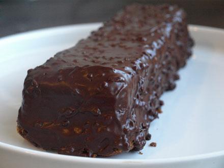 fondant chocolat pralin glacage chocolat
