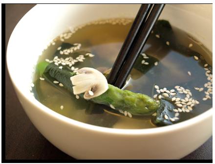 Soupe miso bouillon japonais cookismo recettes saines - Soupe miso ingredient ...