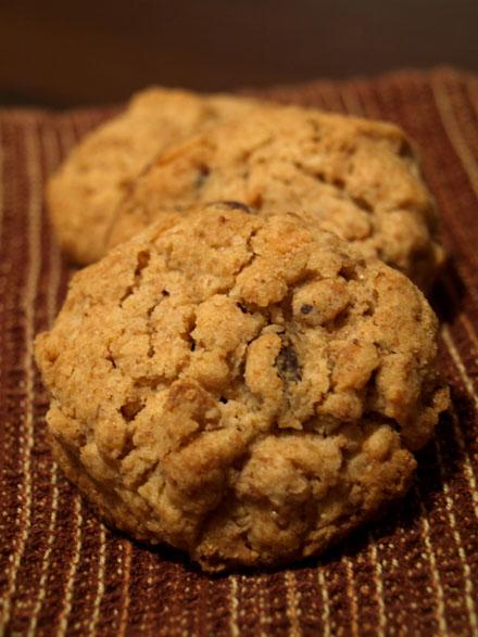 cookies au muesli sans oeuf cookismo recettes saines. Black Bedroom Furniture Sets. Home Design Ideas