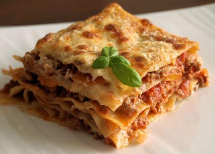 Recettes Des Lasagnes A La Bolognaise Maison