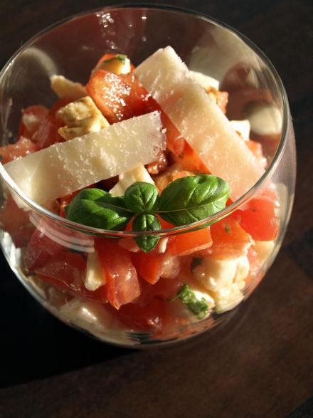 Entr e froide cookismo recettes saines faciles et for Entree froide chic