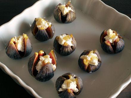 Figues farcies la brousse et au miel cookismo recettes saines faciles et inventives - Quand cueillir les figues ...