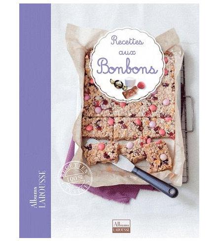 un livre de recettes aux bonbons pour la journ e des petits plaisirs cookismo recettes. Black Bedroom Furniture Sets. Home Design Ideas