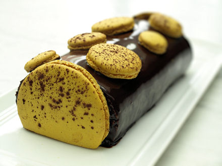 Biscuit roule de pierre herme
