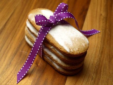 Langue pain d'épices façon Fortwenger