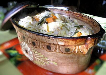 Le baeckeoffe de gaby cookismo recettes saines faciles et inventives - Kouglof alsacien recette en video cuisine ...