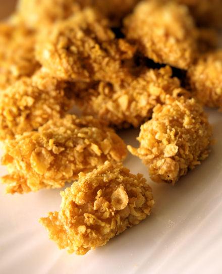 Nuggets De Poulet Panes Aux Corn Flakes Cookismo Recettes Saines