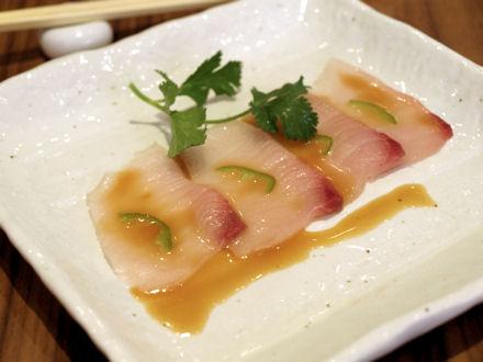 Déjeuner au restaurant Yoko