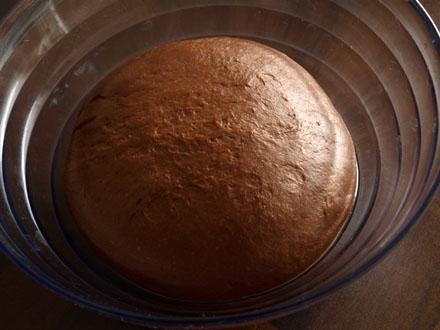Pâte à brioche chocolatée