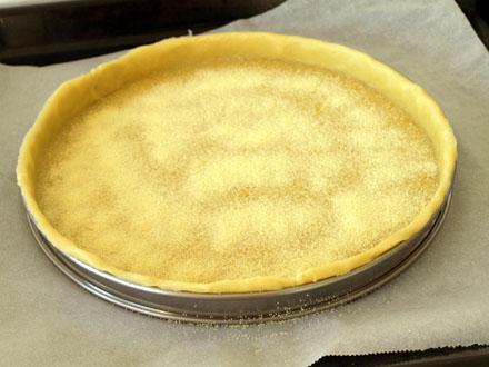 Pâte à tarte salée