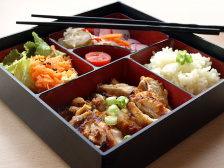 Shokado et poulet miso