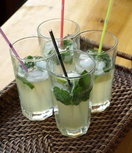 Recette cocktail Hugo