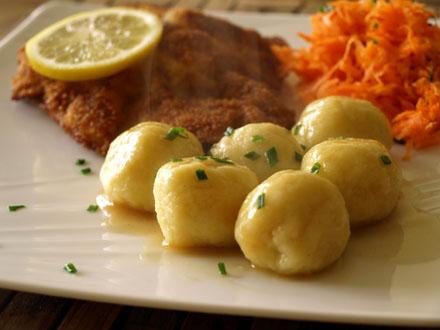 Kartoffelknodel