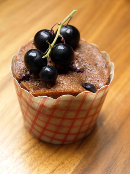Muffin chocolat-myrtille
