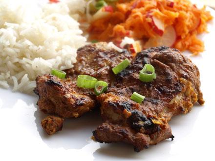poulet grill tandoori marinade au yaourt cookismo recettes saines faciles et inventives. Black Bedroom Furniture Sets. Home Design Ideas