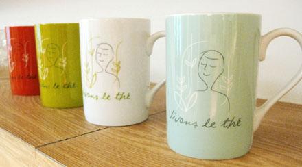 Vivons de le thé !