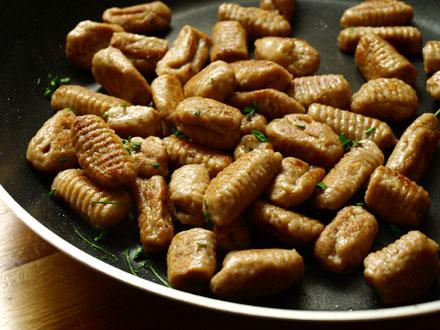 Gnocchi à la châtaigne « Cookismo | Recettes saines, faciles et on