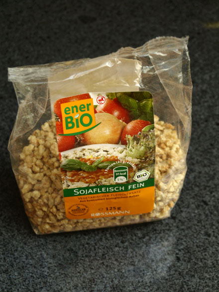 Protéines de soja à cuisiner