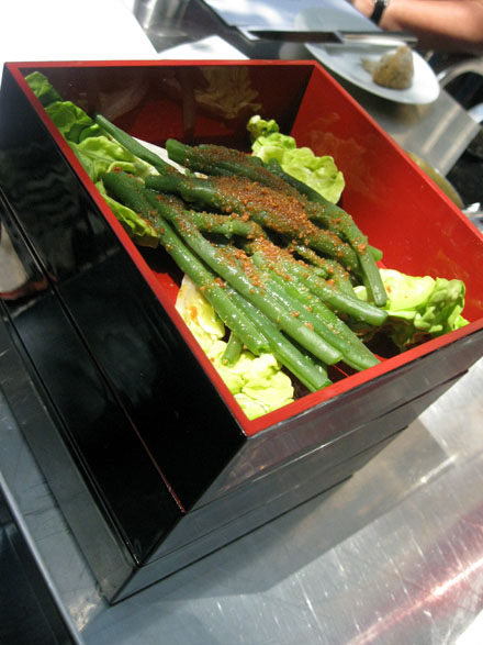 Bento box Royal Monceau