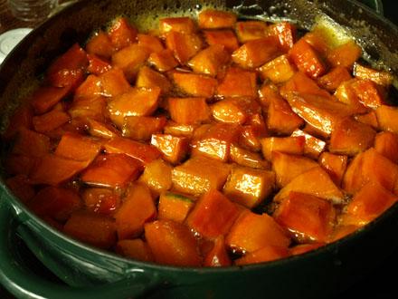 confiture de potimarron à la cannelle « cookismo | recettes saines