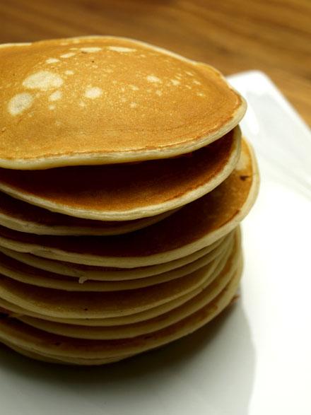 Pile de pancake