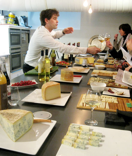 Fromages & Boisson