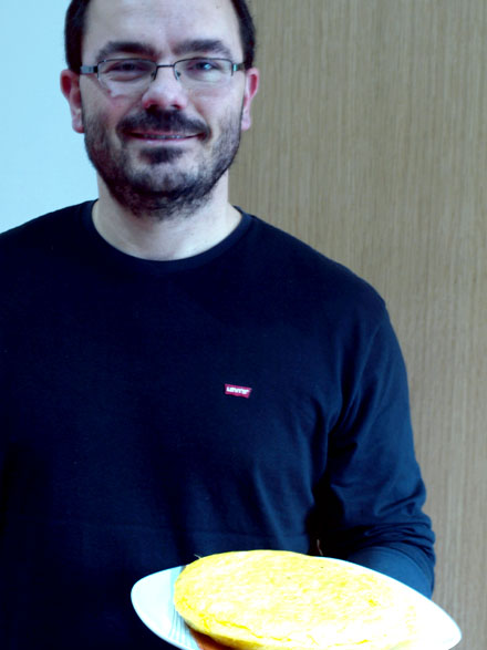 Pablo et sa tortilla