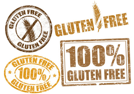 Sans gluten - Gluten free