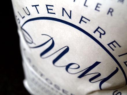 Farine sans gluten - gluten free flour