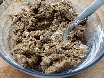 Intégration de la farine de sarrasin