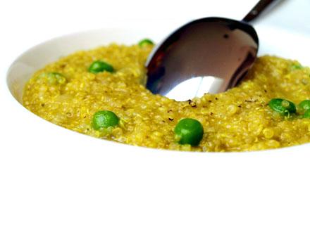Quinoa comme un risotto