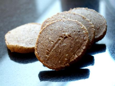 Sablés sans gluten à la farine de sarrasin