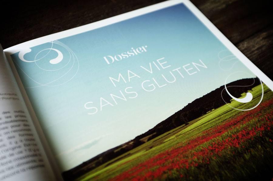"""Dossier """"Ma vie sans gluten"""""""